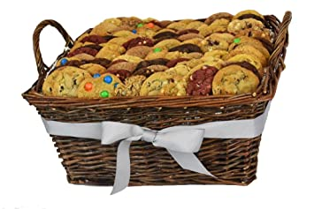 Amazon cookies from home grand canyon basket freshly hand cookies from home quotgrand canyon basketquot freshly hand baked gourmet cookies gift negle Gallery