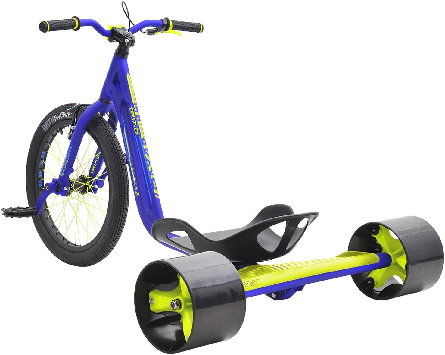 Triad Underworld Drift Trikes Tricycle