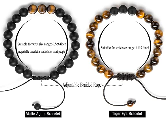 Véritable Naturel Tigers eye tigereye 18 kwgp Lien Fermoir femmes Lady Bangle Bracelet