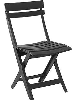 Chaise Chaise Pliante Pliante Maison Komodo AnthraciteCuisineamp; 5ARL4j