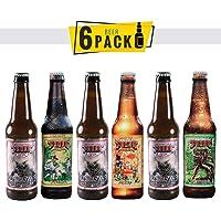6 Pack de Cervezas Fauna 355 ml