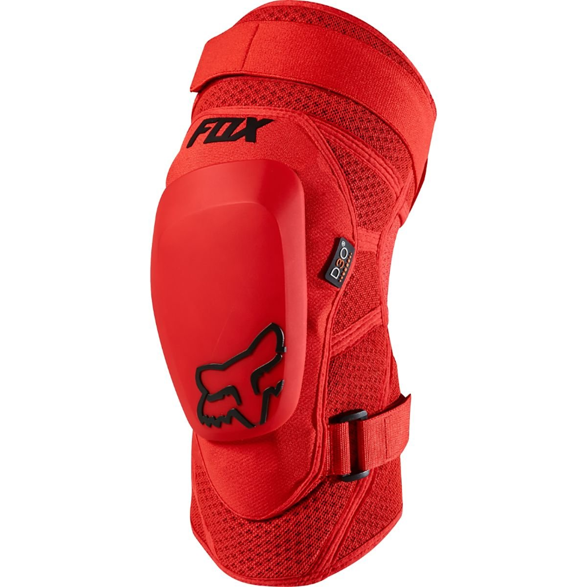 Fox Racing Launch Pro D3O Knee Guard Red, S