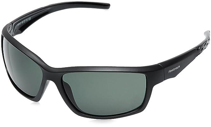 82242b16a7e Fastrack UV Protected Wrap-Around Men s Sunglasses (P315GR1