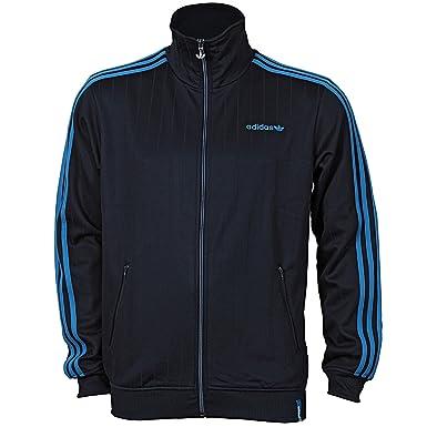 Adidas Originals Beckenbauer Track Top Jacke blau, Größe:XL