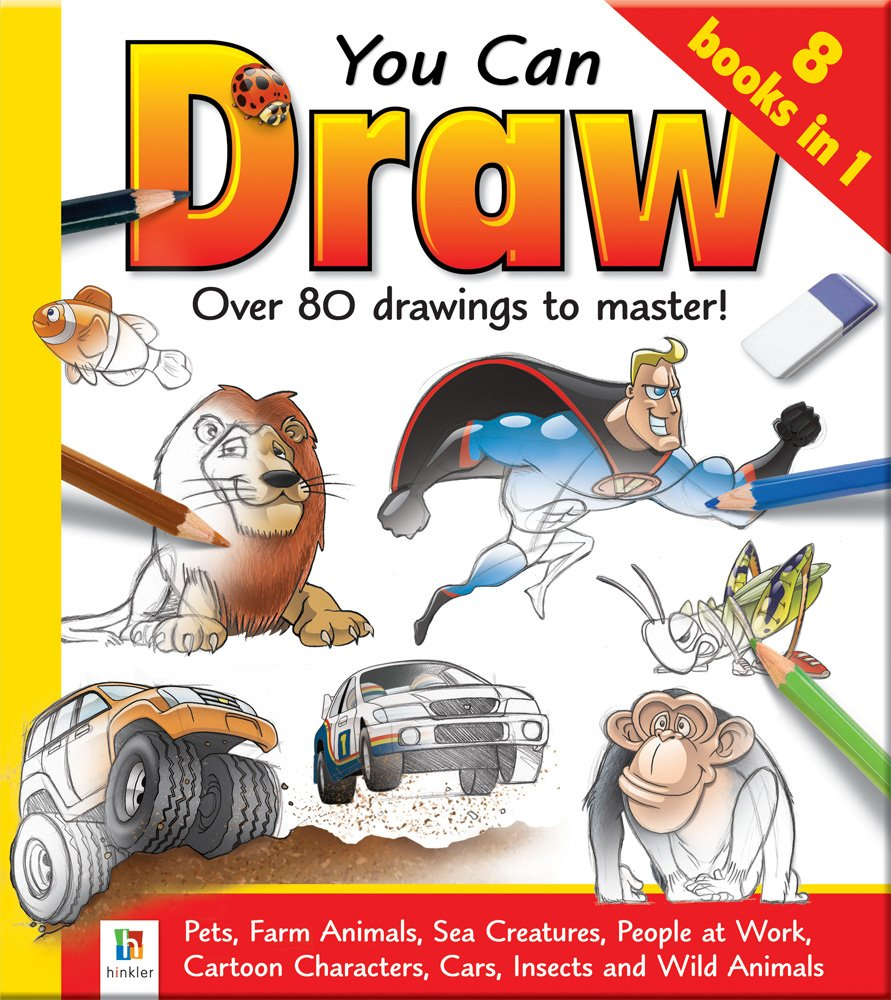 Read Online You Can Draw ebook