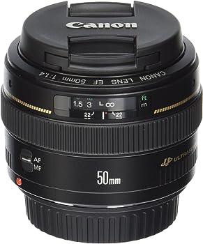 Refurb Canon EF 50mm F/1.4 USM Lens