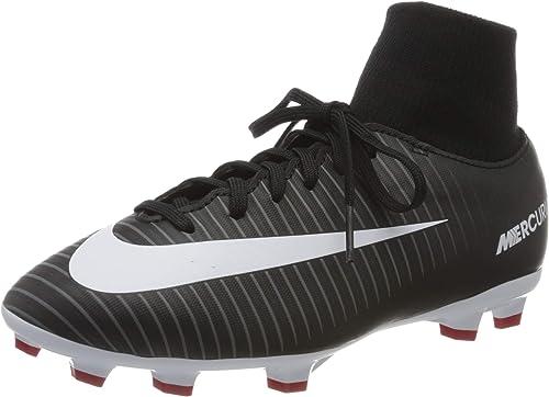 servilleta etiqueta vídeo  Amazon.com | Nike Youth Mercurial Victory VI Dynamic Fit FG Cleats | Soccer
