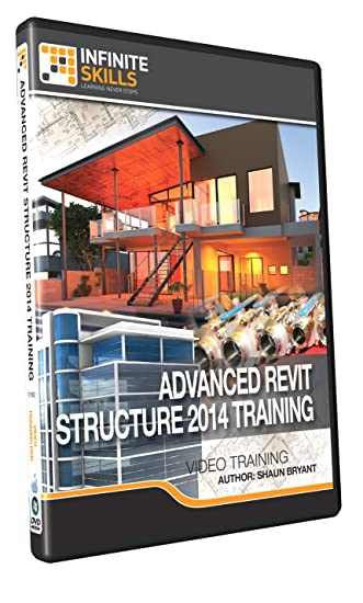 Buy infinite skills learning revit structure 2014
