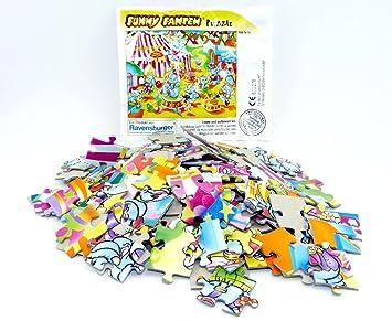 Huevo sorpresa Maxi Puzzle. La pista Fannten Funy (Puzzle): Amazon ...