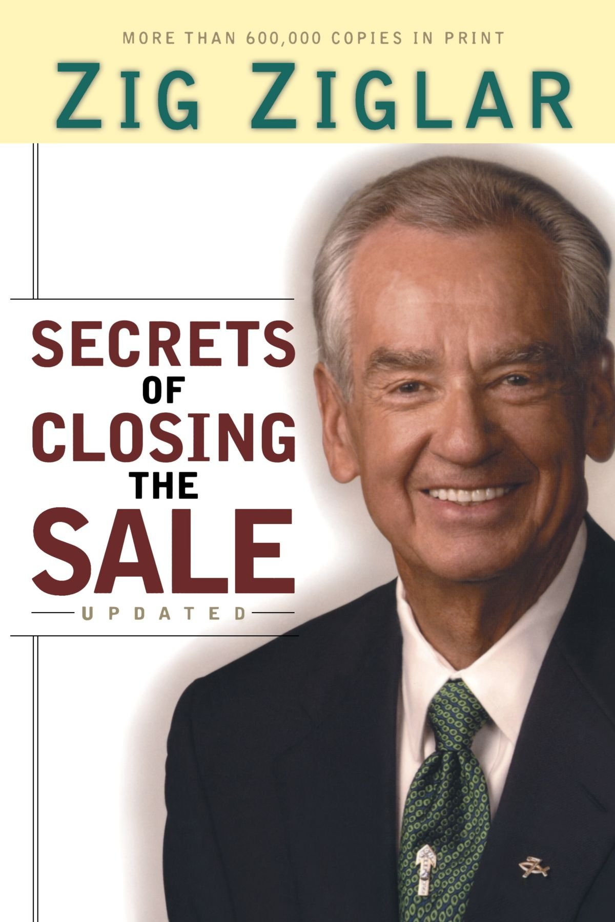 Secrets Closing Sale Zig Ziglar