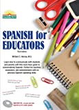 Spanish for Educators: with MP3 CD