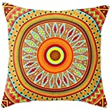 Dexinghaoye Boho Geometric Beach Painting Living Room Sofa Linen Cushion Cover Pillow Case size 1