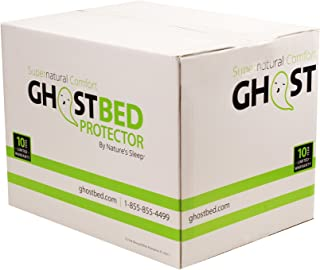product image for GhostBed Premium Noiseless Waterproof Mattress Protector, Full