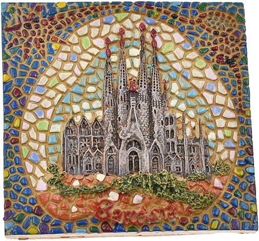 Kesheng Barcelona España 3d resina imanes magnéticos decorativos ...