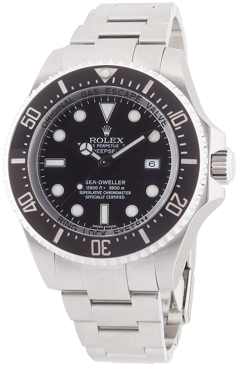 ROLEX Sea-Dweller Deep Sea Ref.116660