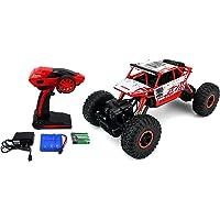Velocity Toys Rock Crawler Control Remoto RC de Alto Rendimiento camión 2.4 GHz Sistema de Control 4 WD Todo Tipo de Clima 1:18 tamaño Listo para funcionar (los Colores Pueden Variar)