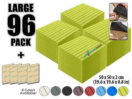 Amazon.com: arrowzoom nuevo muro de 96 Pack de aislamiento ...