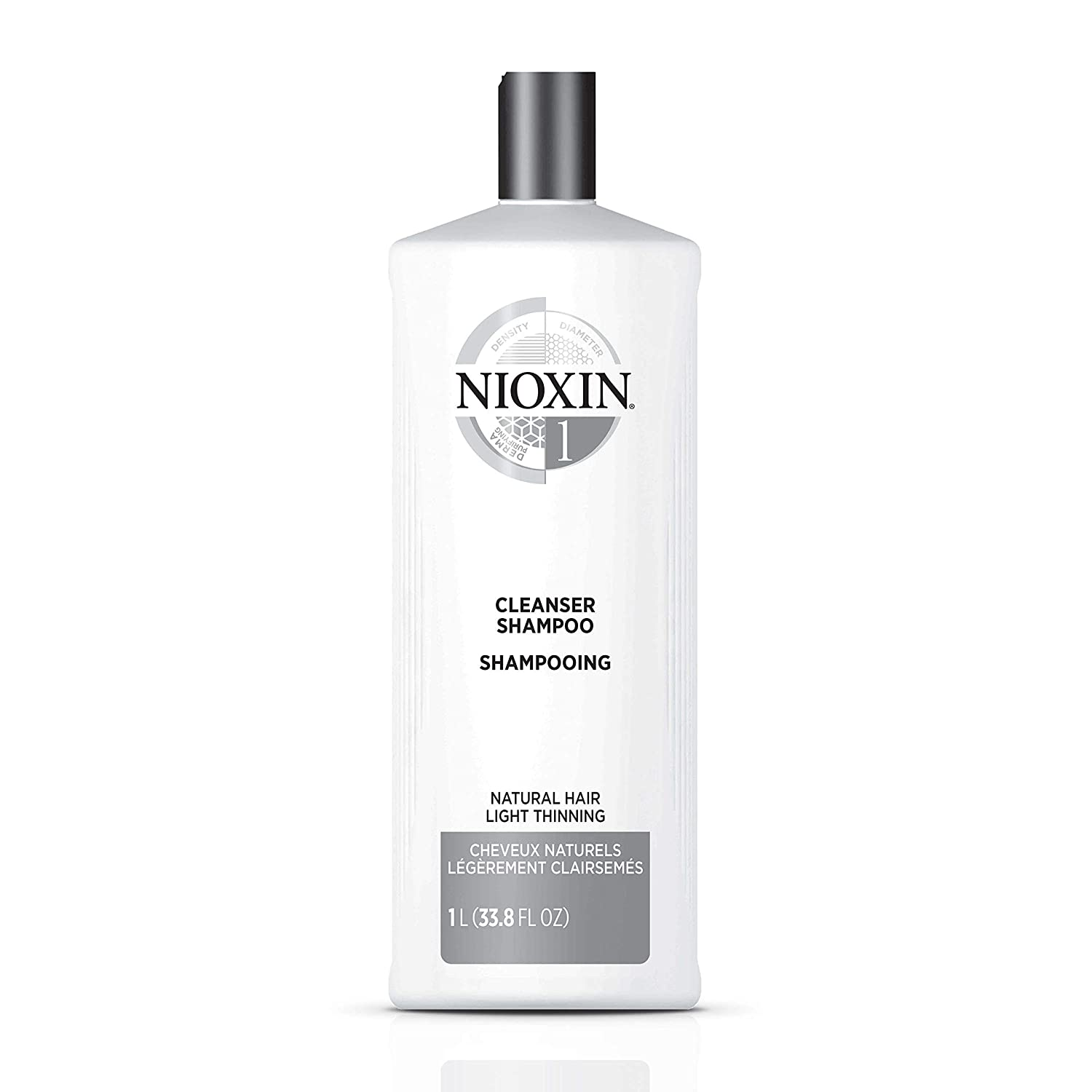Nioxin System 1 Cleanser - 1000 ml 201025