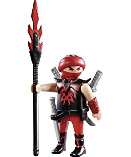 Amazon.com: PLAYMOBIL Blade Warrior: Toys & Games