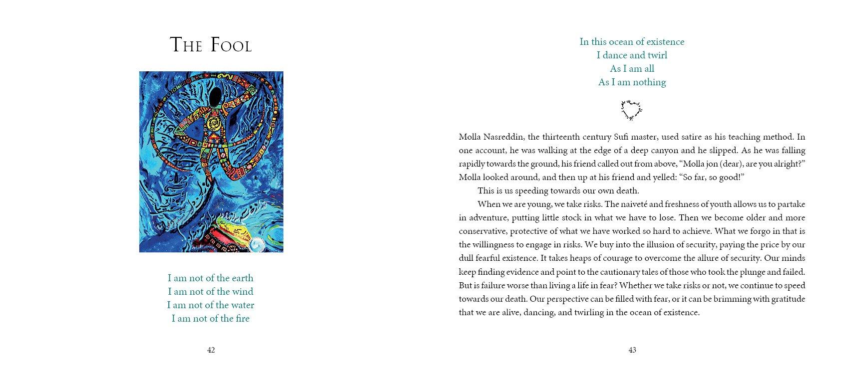 Rumi\'s Gift Oracle Cards: Ari Honarvar, Carmen Costello ...