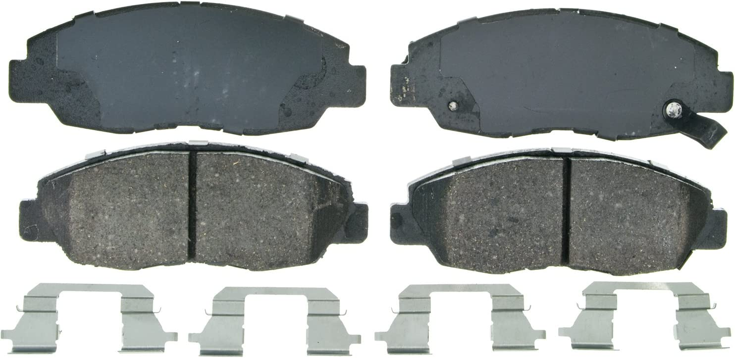 Disc Brake Pad Set-QuickStop Disc Brake Pad Front Wagner ZD465A