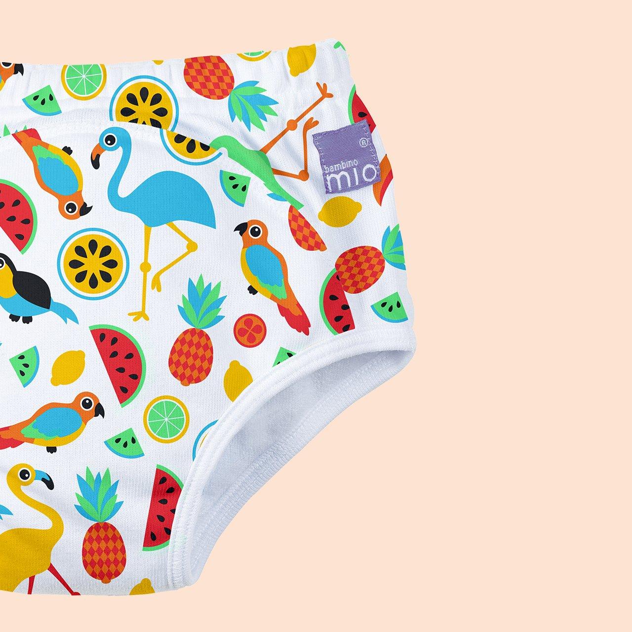 potty training pants Bambino Mio 5 pack mixed boy 2-3 years