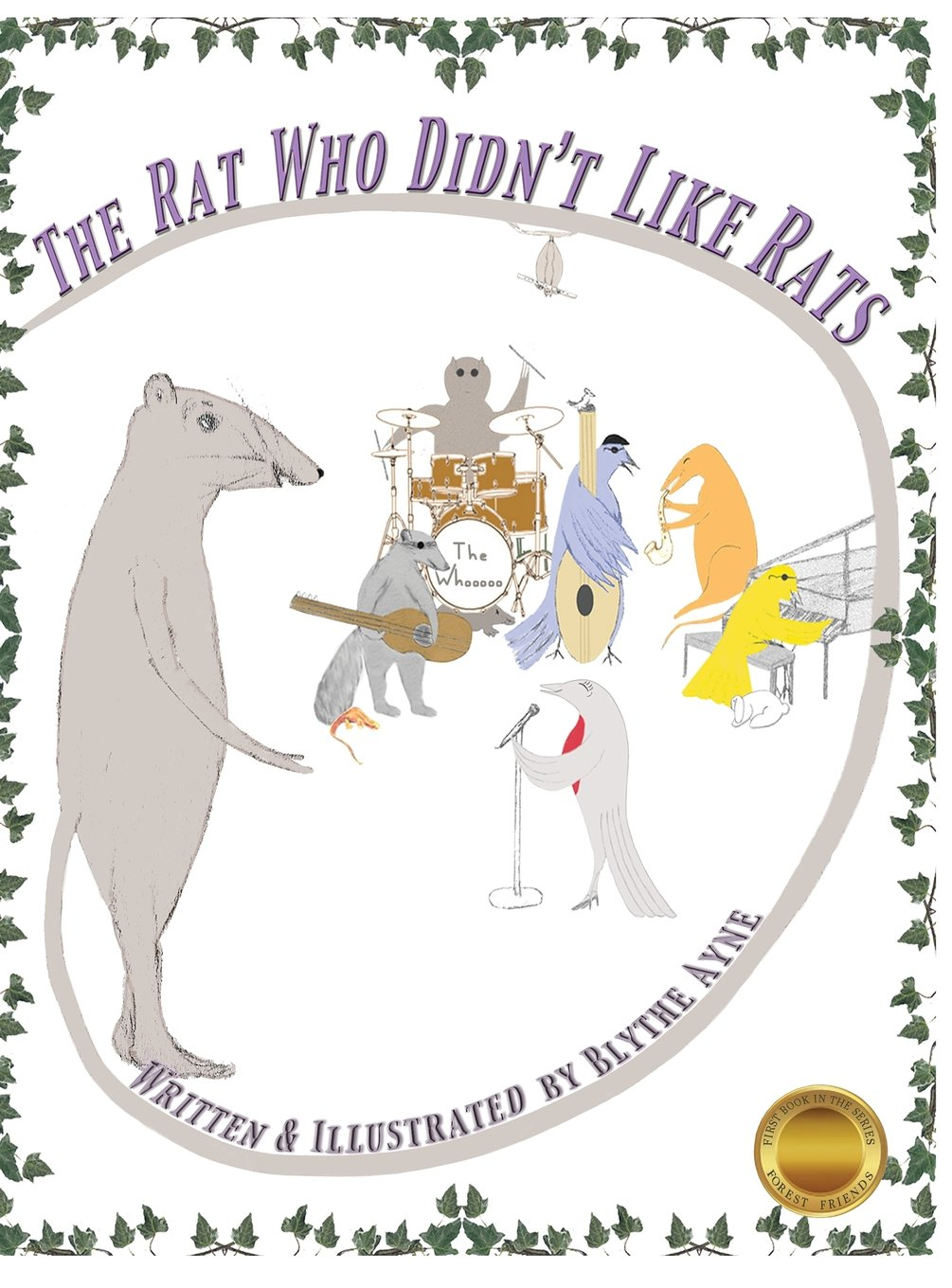 The Rat Who Didn't Like Rats (Forest Friends) pdf