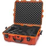Nanuk 945-DJI33 Waterproof Hard Case with Foam Insert for DJI_Phantom 3 - Orange