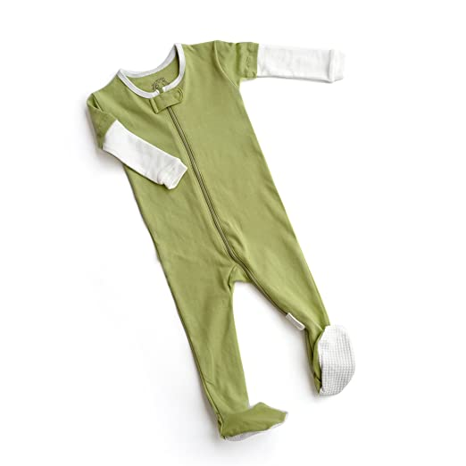 Amazon.com: Hello World SmartZip Baby Footie Zip Sleeper: Infant And Toddler Sleepers: Clothing