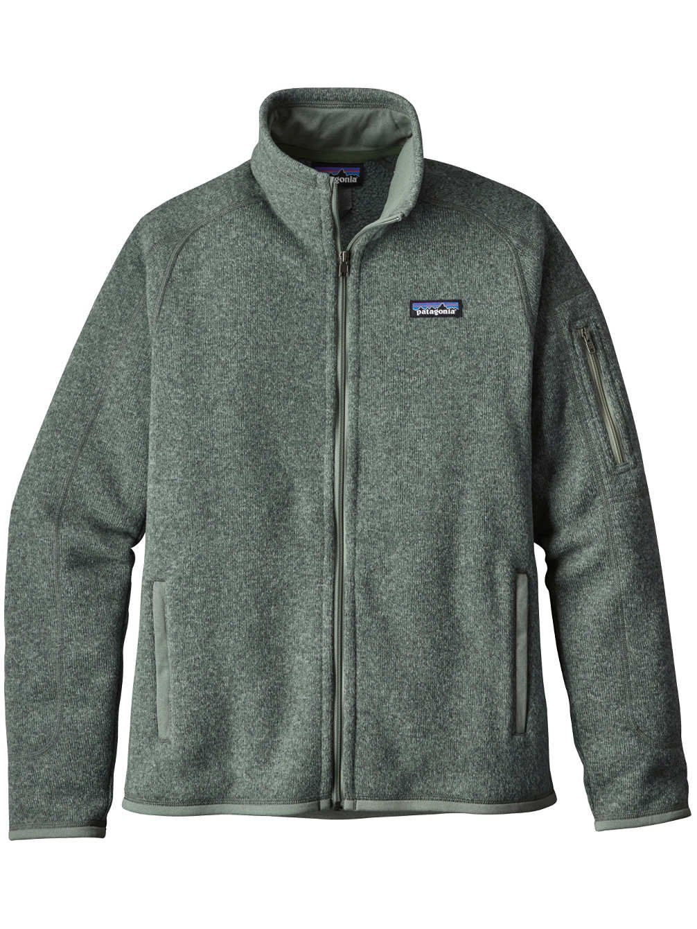 Patagonia Women Better Sweater Jacket - Hemlock Green (X-Small) by Patagonia