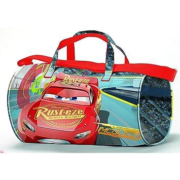 Disney - Bolsa de Deporte para niños, diseño de Cars: Amazon ...
