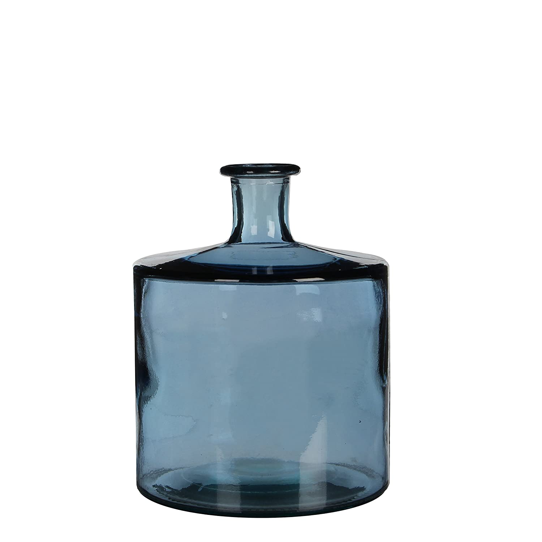 Mica decorations 1006829 Flasche Rioja blau