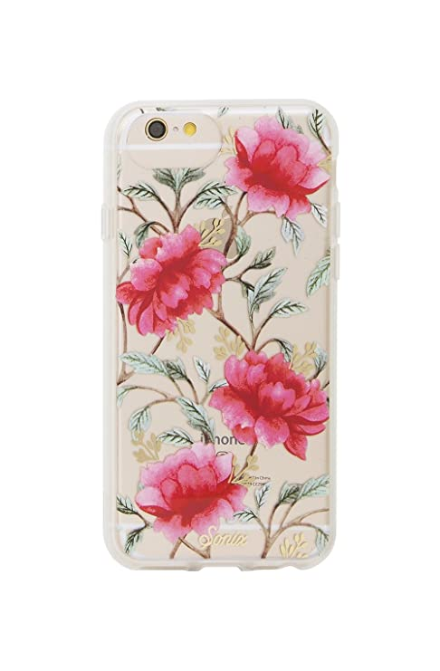 1bff3968257b9 iPhone 8 / 7 / 6, Sonix MANDARIN BLOOM Clear Coat Cell Phone Case -Military  Drop Test Certified - Retail Packaging - Sonix Clear Case Series for Apple  ...