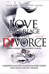 Love, Marriage and Divorce Kindle Edition