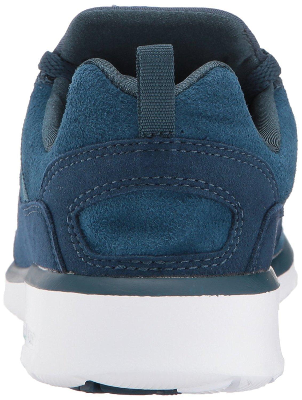 DC Shoe Women's Heathrow SE Skate Shoe DC B018SEJT10 12.5 B(M) US|Navy/Gold d4d90e