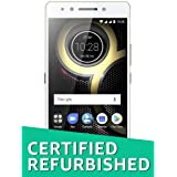 (Certified REFURBISHED) Lenovo K8 Note (Gold, 32GB)