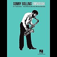 Sonny Rollins Omnibook for C Instruments book cover