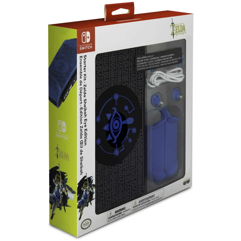 PDP Nintendo Switch Tragetasche - Zelda (Nintendo Switch): Amazon ...