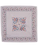 Functional Pocket Square, Handkerchief, Cleaning Cloth (Warner Lilac)
