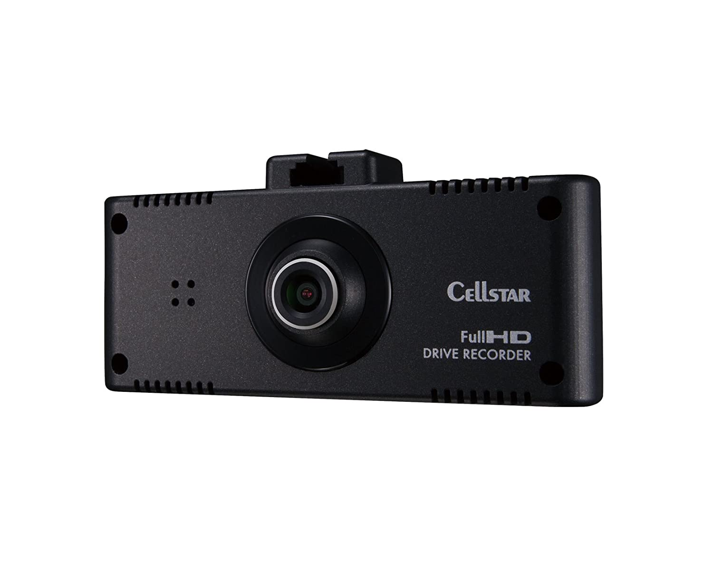 セルスター(CELLSTAR) コンパクトドライブレコーダー CSD-500FHR & レーダー AR-303GA 相互通信セット B01G87I9KQ レーダー相互通信セット(AR-303GA)