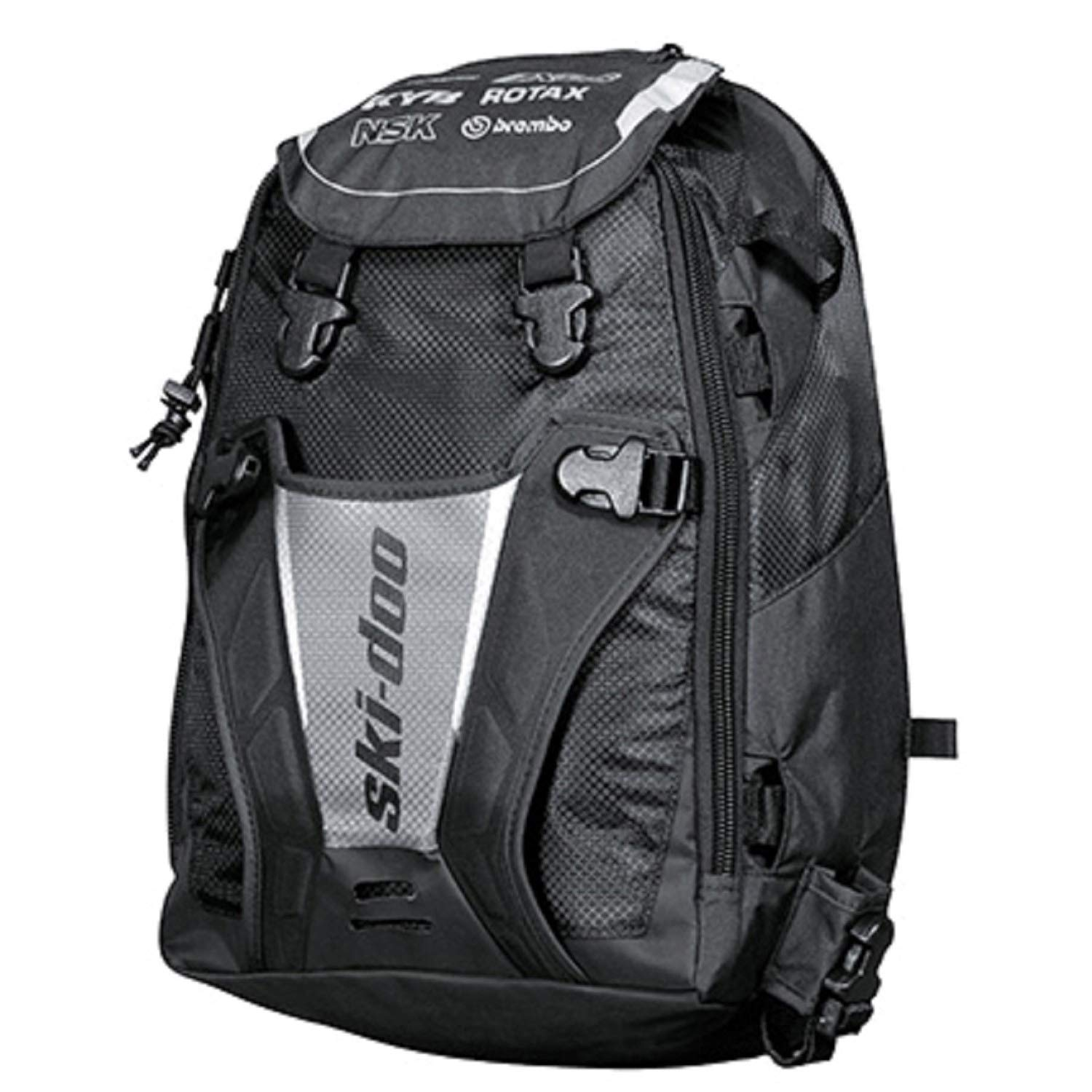 Ski Doo Tunnel Backpack with Linq Soft Strap-black #860200939
