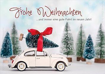 3 pieza Tarjetas de Navidad doble tarjeta con KUVERT tarjeta ...