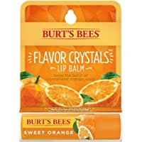 Burts Bees Flavor Crystals 100% Natural Lip Balm (0.16 oz)
