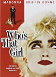 Who's That Girl [Francia] [DVD]