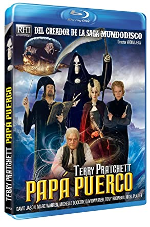 Papá Puerco (Hogfather) [Blu-ray]