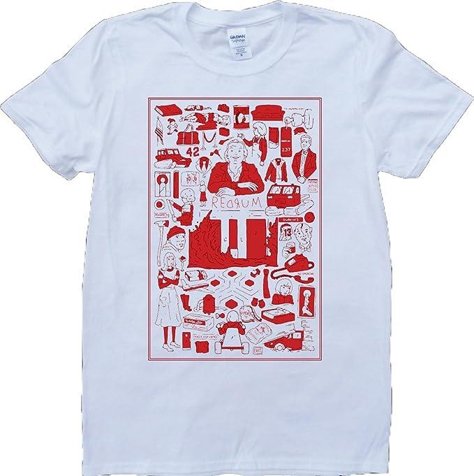 Luminoso Cartel Blanco por Encargo T-Shirt: Amazon.es: Ropa ...