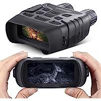 """Prismáticos de visión nocturna digitales 7x31mm 2.33 """"TFT LCD pantalla con 32GB TF tarjeta Cámara Fotos Videos Grabadora…"""