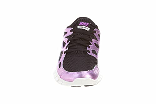 a963d16dcfdae Nike Free Run 2 PRM EXT Womens running shoes Model 555340 202  Black Blacl-laser Purple-sail 10.5 B(M) US  Amazon.in  Shoes   Handbags
