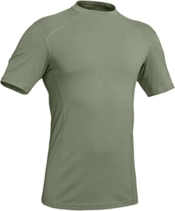 3c0c313ae517 281Z Military Stretch Cotton Underwear T-Shirt - Tactical Hiking Outdoor -  Punisher Combat Line