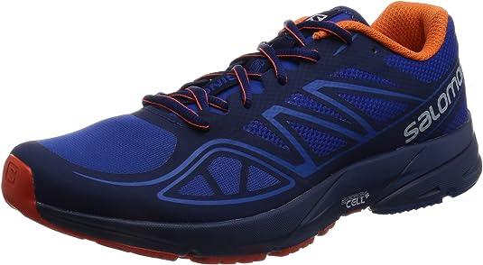 9. Salomon Men's Sonic Aero Running Shoe